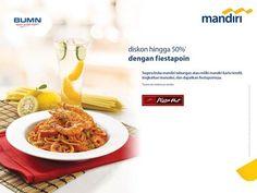 Pizza Hut Promo Spesial Fiestapoin http://www.perutgendut.com/read/pizza-hut-promo-spesial-fiestapoin/5092 #Food #Kuliner #News #Promo #Mandiri #PizzaHut