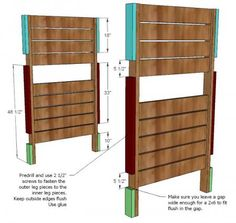 Ana White | Build A Side Street Bunk Beds | Free And Easy DIY Project And