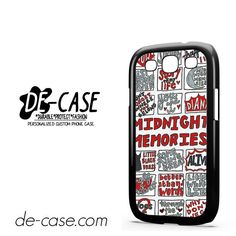 One Direction Midnight Memories Collage Arts DEAL-8243 Samsung Phonecase Cover For Samsung Galaxy S3 / S3 Mini