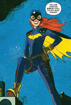 Batgirl in We are Robin #4