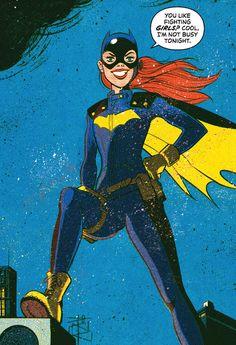 Batgirl in We are Robin #4