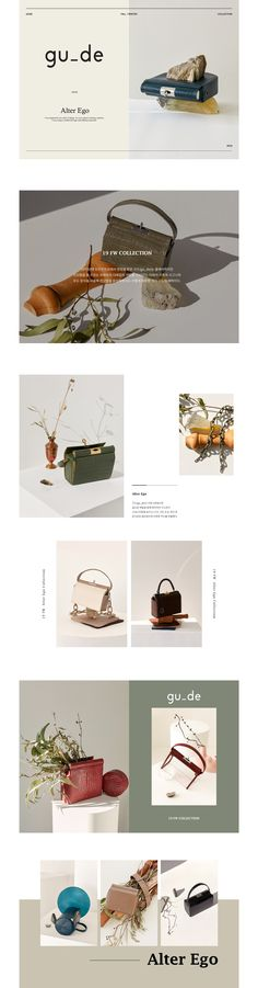 A modern fashion website design and branding. Minimalist, modern and in neutral colors, this editorial style web design comes along effortless and simple. Website Design Inspiration, Fashion Website Design, Graphic Design Inspiration, Website Layout, Web Layout, Layout Design, Design Design, Web Design Trends, Homepage Design