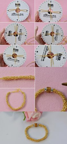 Braided bracelet, like it? LC.Pandahall.com will publish the tutorial soon.                 #pandahall