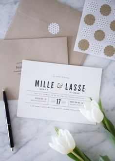 Traditional ivory wedding invitations from Minted. Traditional ivory wedding invitations from Minted. Ivory Wedding Invitations, Hobby Lobby Wedding Invitations, Traditional Wedding Invitations, Wedding Invitation Wording, Wedding Stationery, Wedding Invitation Design Ideas, Wedding Typography, Typography Wedding Invitations, Reception Invitations