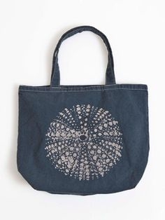 Urchin Tote from Mollusk Surf Shop.  Need Idea for logo..