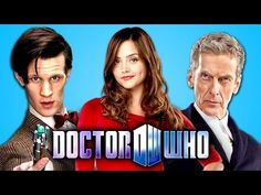 DOCTOR WHO IN 1 TAKE IN 9 MINUTES (Series 6 & 7)
