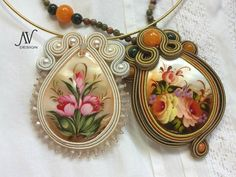 Russian Soutache by Anneta Valious