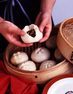 Dim Sum Funeral: Pork Bao Recipe - Saveur.com