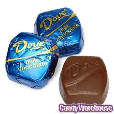 Candy ~ Mars, Incorporated - Dove _ Promises = Milk Chocolate
