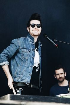 Dan and Will - Bastille