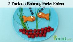 7 Tricks to Enticing Picky Eaters :: Mint.com/blog