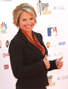 Katie Couric | Hair