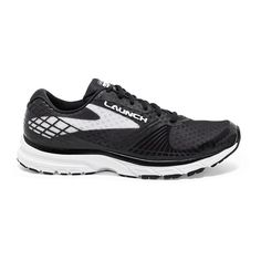 Launch your runs to a whole new level with this lightweight, responsive trainer, the Mens Brooks Launch 3