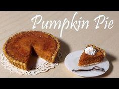 how to: pumpkin pie in mini