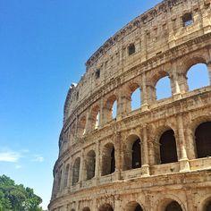 #Colosseo Ciao Roma!