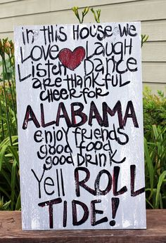Wooden Art Wooden Signs Wood Signs College by simplysouthernsigns, $45.00