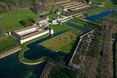 Domaine de Villarceaux - Chaussy 95710 - Val d'Oise (95) - Ile de France - Un Rêve, Un Voyage