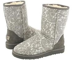 Ugg Boots Paisley Grey All boots in our Classic Collection feature a soft foam insole covered  Paisley Rain Boots have a molded EVA light and flexible outsole designed for refreshing comfort with every step  UGG Classic Patent Paisley Boot Flexible, lightweight molded EVA outsole  Cheap UGG Patent Paisley Boots sock that naturally wicks moisture away