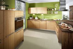 Holzküchen küche in hellem holz holzküche kücheninsel dyk360 kuechen de