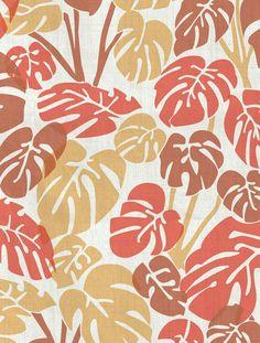 Deliciosa fabric in Terra by Aimée Wilder