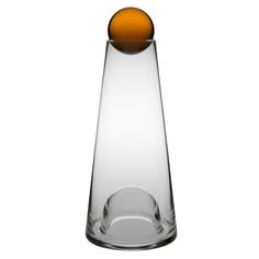 Fia Carafe with amber ball by Nina Jobs, via Finnish Design Shop. Bar Accessories, Kitchen Accessories, Kitchen Must Haves, Pink Design, Industrial House, Discount Designer, Cool Kitchens, Lava Lamp, Amber
