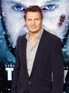 Liam Neeson is amazing.
