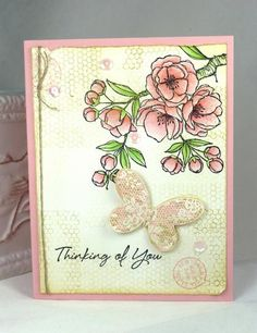 Indescribable Butterfly BTE by BeckyTE - Cards and Paper Crafts at Splitcoaststampers