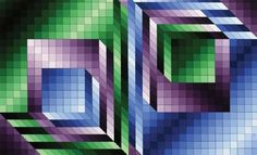 Victor Vasarely - List All Works                                                                                                                                                                                 More
