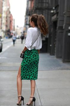 fab skirt. NYC.