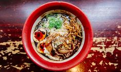 "During the Edo period, Osaka was known as ""the nation's kitchen"", discover what makes this bustling city in the heart of Japan a must see destination for foodies Fall Recipes, New Recipes, My Goal In Life, Most Satisfying, Recipe Of The Day, Osaka, Japchae, Ramen, Meals"