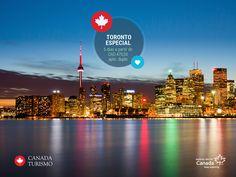 Como todo bom centro urbano, Toronto é agitada e sempre cheia de atividades para se fazer, independente da época do ano! A cidade é uma verdadeira efervescência de ideias, fusão de culturas e paixões.  Canada Turismo, sua melhor viagem #canada #explorecanada #extraordinariocanada #queroconhecer #toronto #especialtoronto #beautifuldestinations #destino #viajar #wanderlust #trip #travel #tourcanada #wanderlusting #traveller #viagem
