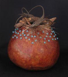"""Mesquite Gourds """"Wild West"""""""