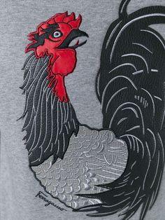 Salvatore Ferragamo Rooster sweatshirt
