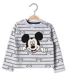 Babies Gr. 50-92 Baby-T-Shirt in grau - Mode günstig online kaufen - C&A