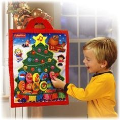 Little People Christmas Countdown Calendar by Softplay, Inc. Fisher-Price http://www.amazon.com/dp/1592924875/ref=cm_sw_r_pi_dp_hSotwb1F445TQ