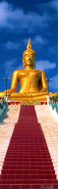 Thailand ... Big Buddha Koh Samui!