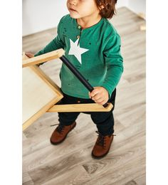 ab4701d23 Image 1 of STAR T-SHIRT from Zara Zara Kids