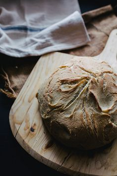 """No Time"" Bread in an hour by Beth Kirby 