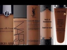 BEST Liquid foundations for Dark skin. | Fumi Desalu-Vold - YouTube