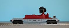 Lionel 6-6522 Chicago & North Western Operating Searchlight Car