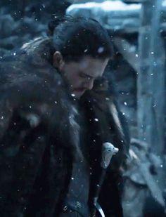 Jon Snow - The Door Season 6 Episode 5
