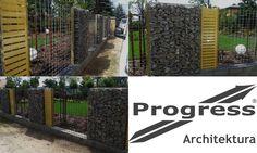 #gabion #fence #progressarch #progress #architektura www.progressarch.com