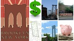 Love Brooklyn but hate the high rent? Check out these 4 great neighborhoods that are affordable and still trendy!