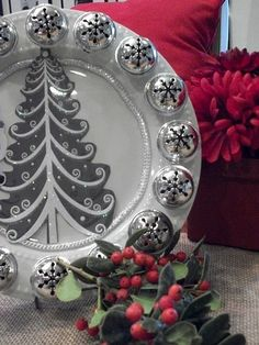 The best of the best for a buck! {100+Dollar tree Christmas decor, tablescapes, crafts and more round up} - Debbiedoo's