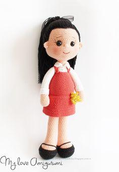 Amigurumi Avukat Bebek,amigurumi lawyer doll,amigurumi doll,amigurumi pattern,am… – My All Pin Page Cute Crochet, Crochet Dolls, Crochet Baby, Amigurumi Patterns, Amigurumi Doll, Crochet Patterns, Lol Dolls, Diy Doll, Stuffed Toys Patterns