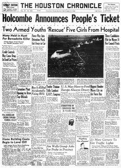 Sept. 19, 1948, Houston Chronicle