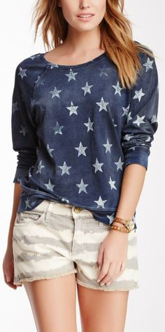 Letterman Sweater like this top