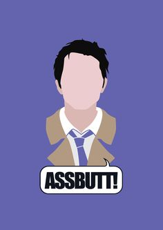Misha Collins as Castiel Supernatural Destiel, Supernatural Drawings, Supernatural Wallpaper, Supernatural Poster, Misha Collins, Sherlock, Bobby Singer, Film Serie, Superwholock