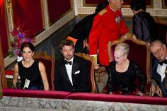 MYROYALS & HOLLYWOOD FASHİON - Members of the Danish Royal Family attended the Fredensborg Concert and dinner for the health sector.