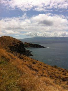 Outlook in Maui, Hawaii